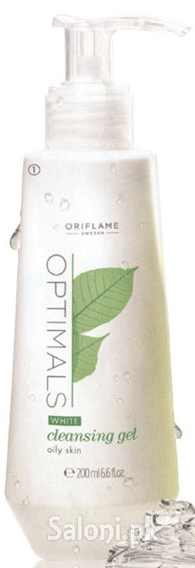 Oriflame Optimals White Cleansing Gel for Oily Skin