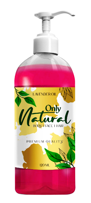 Only Natural Lavender Oil 120ml Buy online in Pakistan on Saloni.pk