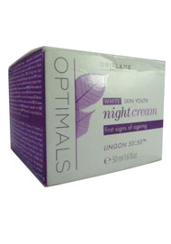 Oriflame Optimals White Skin Youth Night Cream