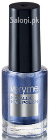 Oriflame Very Me Metallic Nail Polish Blue Passion