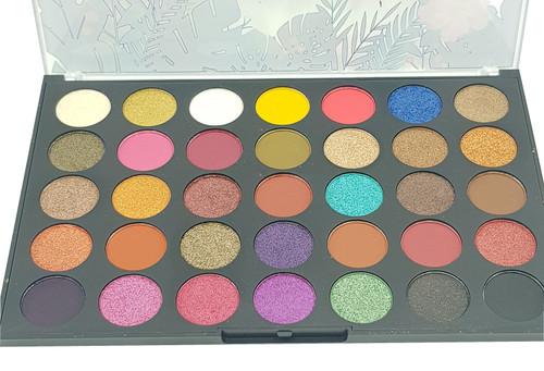 Color Express Dream 35 Color Eyeshadow  Buy online in Pakistan on Saloni.pk