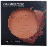 Color Express The Matte Blusher - 01 Buy online in Pakistan on Saloni.pk