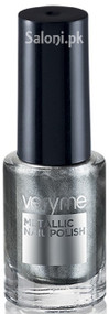 Oriflame Very Me Metallic Nail Polish Steel Frost