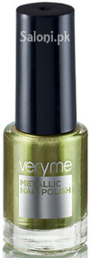 Oriflame Very Me Metallic Nail Polish Green Envy