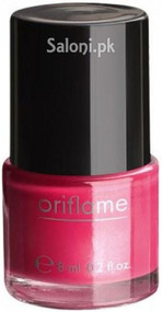 Oriflame Pure Colour Nail Polish Intense Pink
