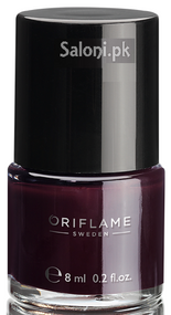 Oriflame Pure Colour Nail Polish Deep Plum