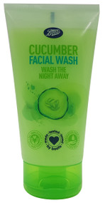 Boots Cucumber Facial Wash 150ml Buy online in Pakistan on Saloni.pk