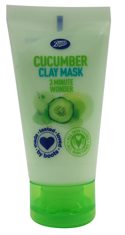Boots Cucumber Clay Mask 50ml Buy online in Pakistan on Saloni.pk