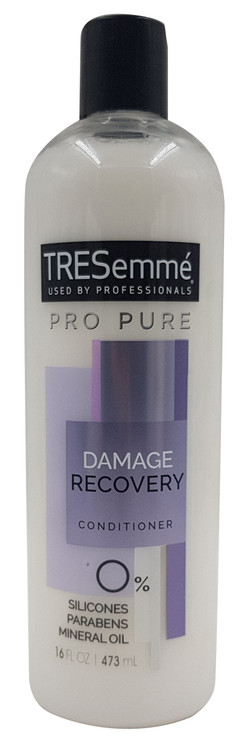 TRESemmé Pro Pure Damage Recovery Sulfate-Free Conditioner  for Damaged Hair - 473ml Buy online in Pakistan on Saloni.pk