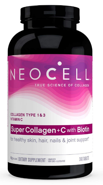 NeoCell Super Collagen + C with Biotin - 360 Tablets Buy online in Pakistan on Saloni.pk