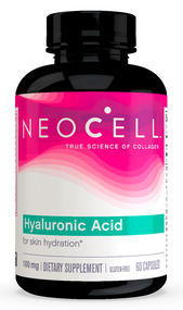 NeoCell Hyaluronic 100MG  Acid For Skin Hydrating - 60 Tablets Buy online in Pakistan on Saloni.pk