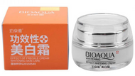 Bioaqua Best Face Effect Of Freckle And Skin Whitening Cream - 30g Buy online in Pakistan on Saloni.pk