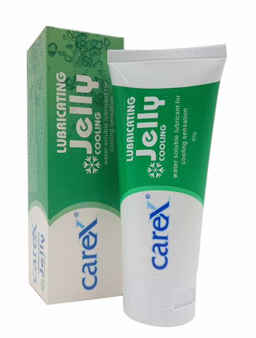 Carex Lubricating Jelly ( Cooling ) Water Based Personal Lubricant 60g Buy online in Pakistan on Saloni.pk