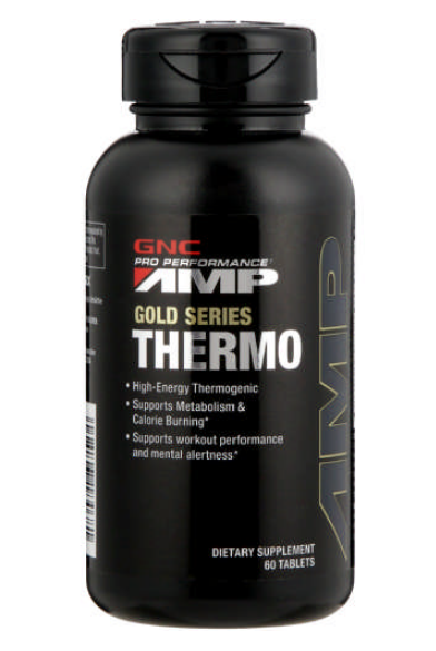 GNC AMP Gold Series Thermo - 60 Tablets Buy online in Pakistan on Saloni.pk