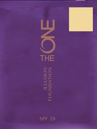 Oriflame The One Illuskin Foundation SPF 20 Sachet Ivory