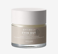 Oriflame Sweden Optimals Even Out Night Cream - 50ml Buy online in Pakistan on Saloni.pk