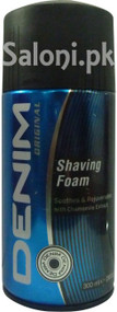 Denim Shaving Foam Original (Front)