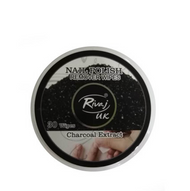 Rivaj Uk Nail Polish Remover Wipes (Charcoal Extract) Buy online in Pakistan on Saloni.pk