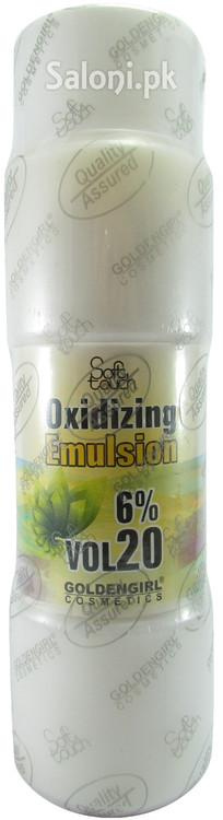 Oxidizing Emulsion 6% Vol 20 Front