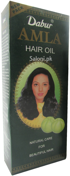 Dabur Amla Hair Oil for Beautiful Hair Front