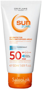 Oriflame Sun Zone UV Protector Face and Exposed Areas