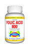 The Vitamin Company Vitamins Folic Acid 800