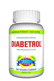 The Vitamin Company Diabetrol