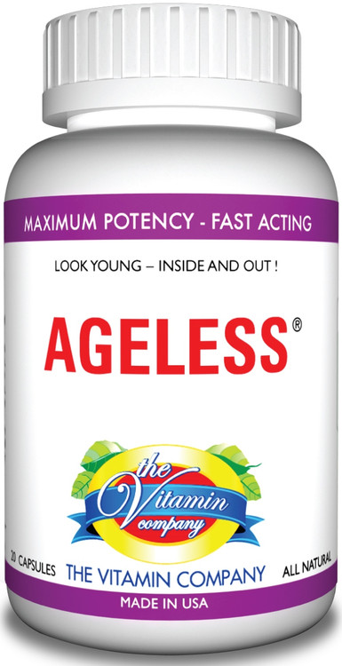 The Vitamin Company Ageless