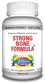 The Vitamin Company Strong Bone Formula