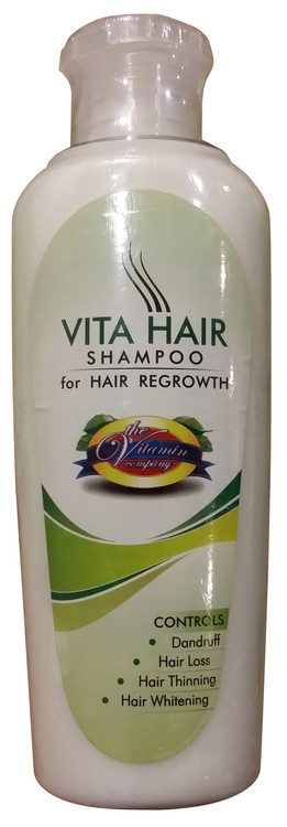 The Vitamin Company Vita Hair Shampoo for Hair Regrowth