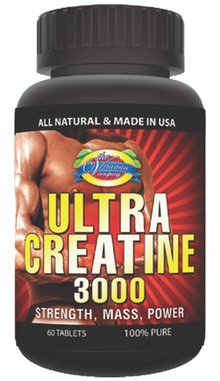 The Vitamin Company Ultra Creatine 3000