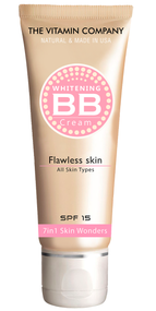 The Vitamin Company Whitening BB Cream