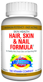 The Vitamin Company Hair, Skin & Nail Formula