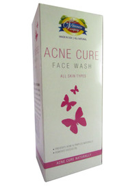 The Vitamin Company Acne Cure Face Wash