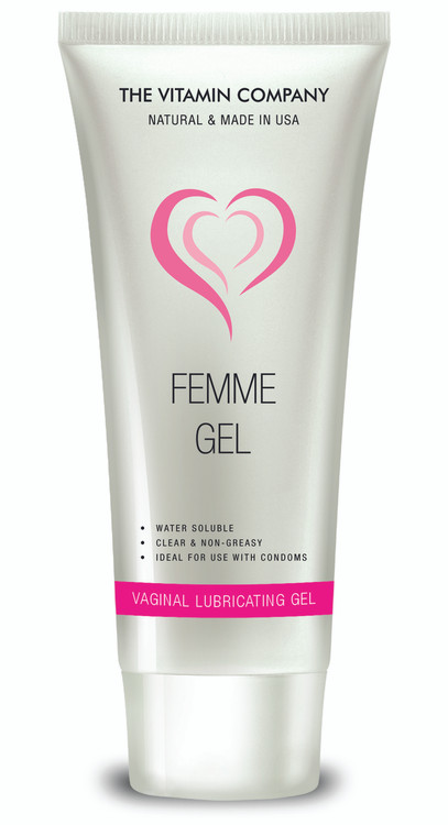 The Vitamin Company Femme Gel