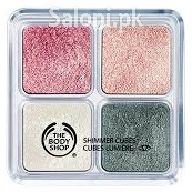 The Body Shop Shimmer Cubes Pretty in Pink