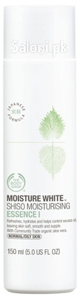 The Body Shop Moisture White Shiso Moisturising Essence I