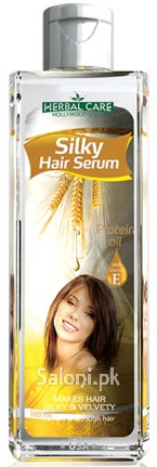 Herbal Care Silky Hair Serum
