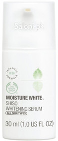The Body Shop Moisture White Shiso Whitening Serum