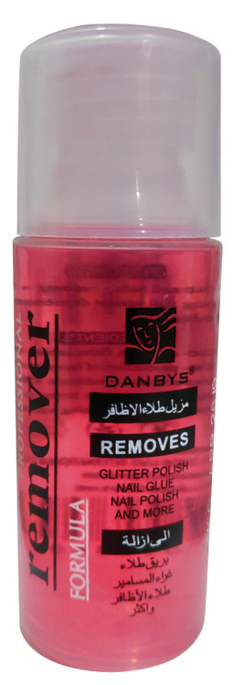 Danbys Double Effects Nail Polish Remover lowest price in pakistan on saloni.pk