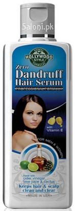 Hollywood Style Zero Dandruff Hair Serum
