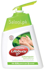 Lifebuoy Naturepure Antibacterial Hand Wash