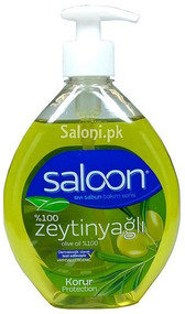Saloon Liquid Soap Olive Oil