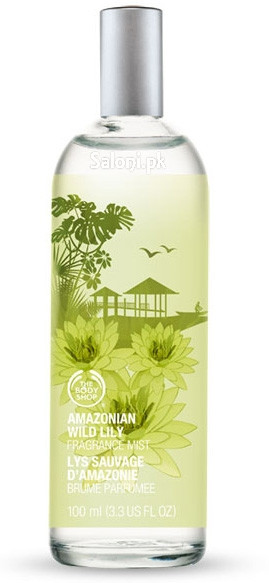 The Body Shop Amazonian Wild Lily Fragrance Mist