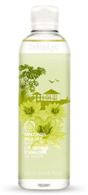 The Body Shop Amazonian Wild Lily Shower Gel
