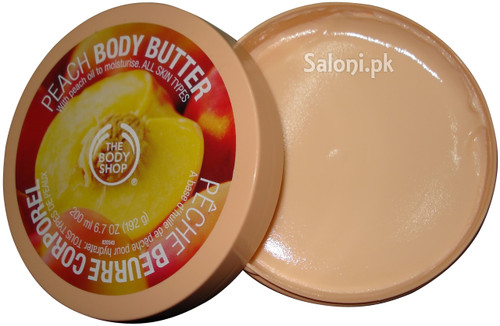 The Body Shop Peach Body Butter