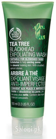 The Body Shop Tea Tree Blackhead Exfoliating Wash
