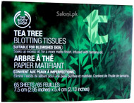 The Body Shop Tea Tree Blotting Tissues