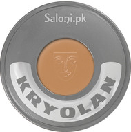 Kryolan Cake Makeup Foundation Ivory Front
