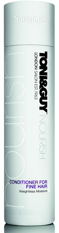 Toni & Guy Nourish Conditioner For Fine Hair